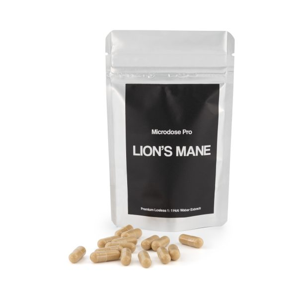 Lions Mane Packwit Voorkant 1